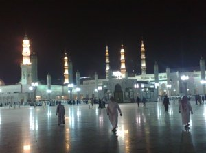 Prophet's Mosque